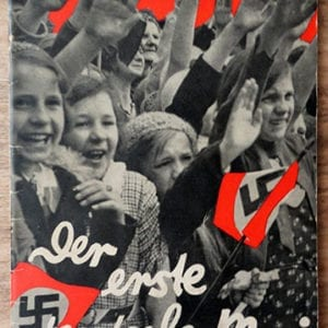 BOOK ON THE FIRST NATIONAL SOCIALIST MAY CELEBRATIONS