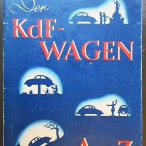 1939 OFFICIAL KdF CAR GUIDEBOOK