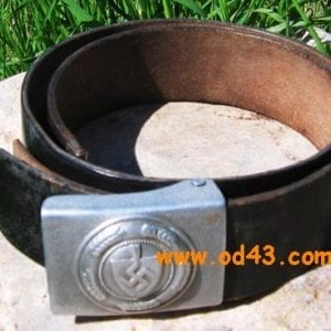 THIRD REICH LABOR SERVICE BELT BUCKLE