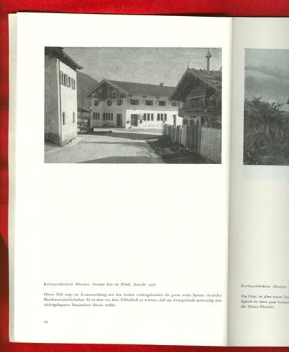 PHOTO BOOK ON POST OFFICE ARCHITECTURE IN THE REICH