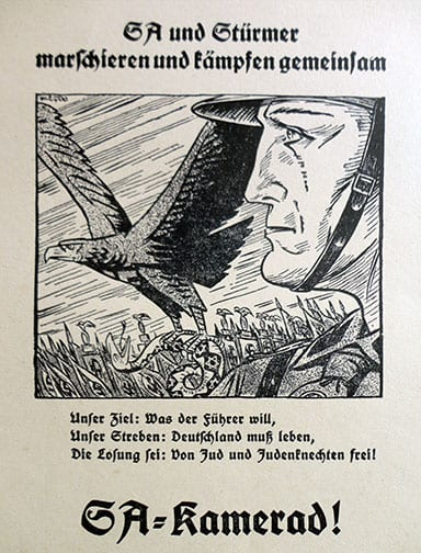 STÜRMER PUBLISHING HOUSE POSTER