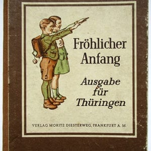 Froehlicher Anfang 0421 Sta 1