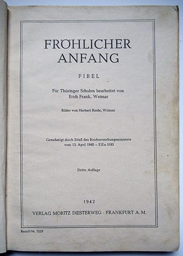 Froehlicher Anfang 0421 Sta 2