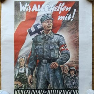 Hitler Youth poster 0521 1
