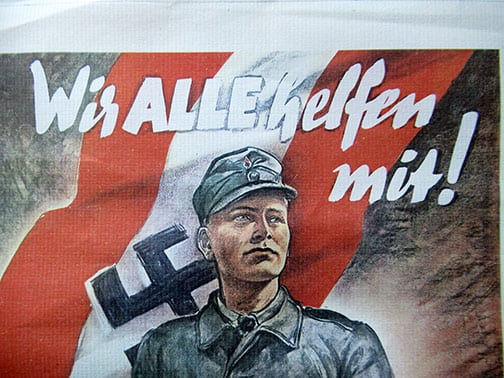 Hitler Youth poster 0521 3