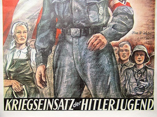 Hitler Youth poster 0521 4