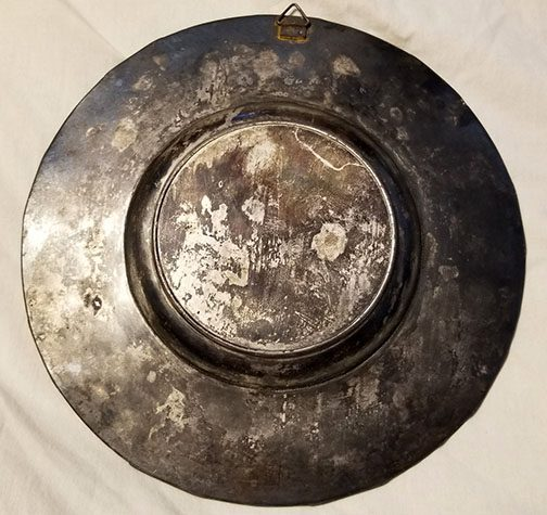Reich Party Days Plate 0721 Pi 2