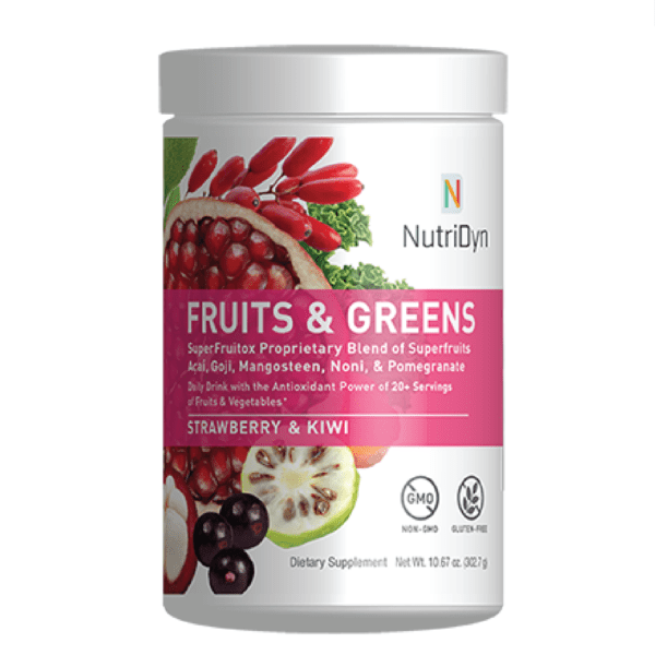 fruits and greens dietary supplement